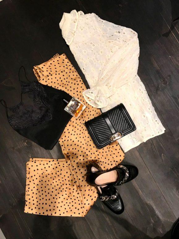 rabens saloner kjole leopard